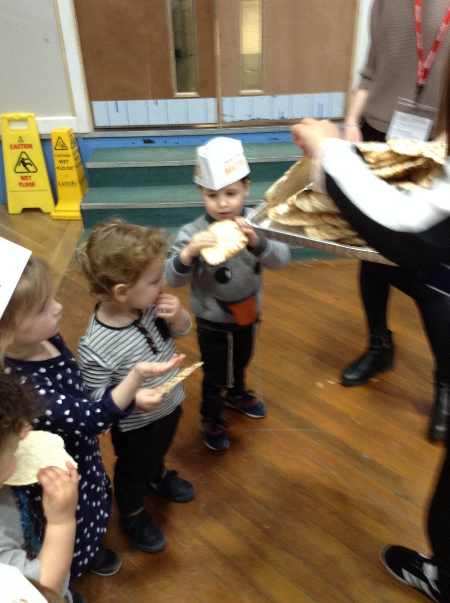 Learning about Pesach | Brodetsky Primary School
